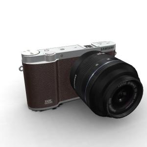 Samsung NX3000 Kit 20-50 Brown