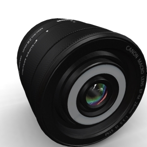 Canon EF-M 28mm 3.5 Macro IS STM
