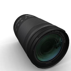 Canon EF-M 18-150mm 3.5-6.3 IS STM Black