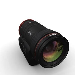 Canon Compact-Servo CN-E 18-80mm T4.4 EF