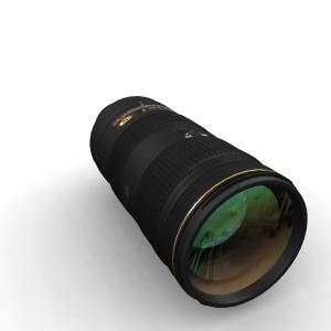 Nikon AF-S Nikkor 70-200mm 2.8E FL ED VR