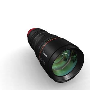 Canon CN-E 30-300mm T2.95-3.7 L S