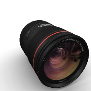 Canon EF 24-105mm 4.0 IS II USM
