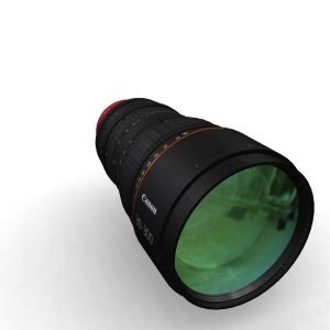 Canon CN-E 30-300mm T2.95-3.7 L SP