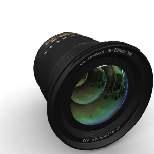 Nikon AF-P DX NIKKOR 10-20mm 4.5-5.6 G VR
