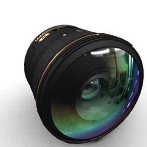 Nikon AF-S Fisheye NIKKOR 8-15mm 3.5-4.5E ED