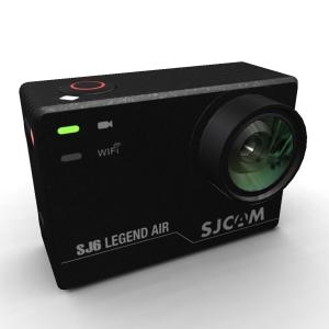 SJCAM SJ6 Legend Air Black