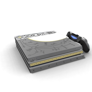 Sony PlayStation Pro Limited Edition God of War