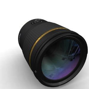 Pentax HD FA 50mm f1.4 SDM AW