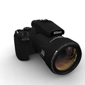Nikon Coolpix P1000 Black
