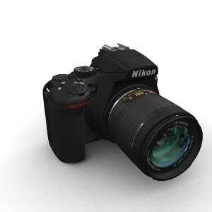 Nikon D3500 18-55mm VR Lens Kit