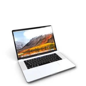 Apple MacBook Pro 15 2018 Silver