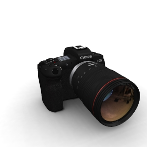 Canon EOS R RF 24-105mm F4 L IS USM Kit