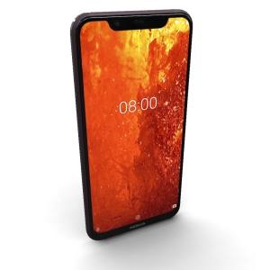Nokia 8.1 Iron Steel