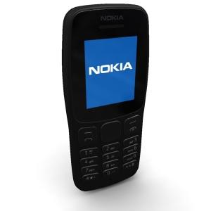 Nokia 106 2018 Gray