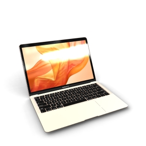 Apple MacBook Pro 13 2018 Silver - REVIEW3