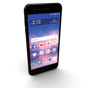 LG Fortune 2 Black Titan - REVIEW3