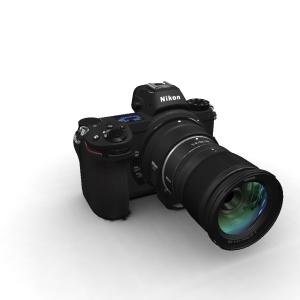 Nikon Z7 24-70 plus FTZ Kit