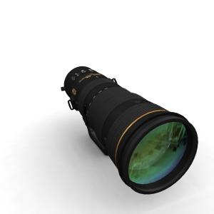 Nikon AF-S NIKKOR 180-400MM F4E TC1.4 FL ED VR