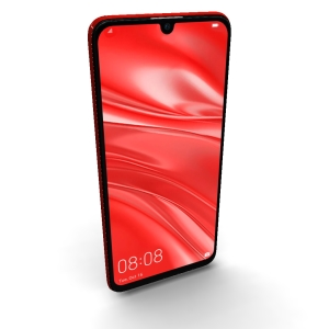 Huawei P Smart 2019 Coral Red