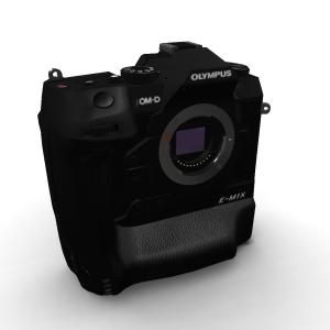 Olympus OM-D E-M1X Body Black