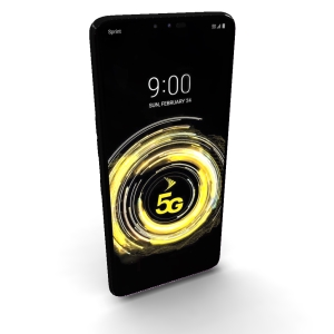 LG V50 ThinQ 5G Astro Black