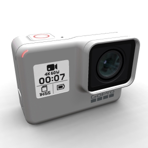 GoPro Hero 7 Dusk White