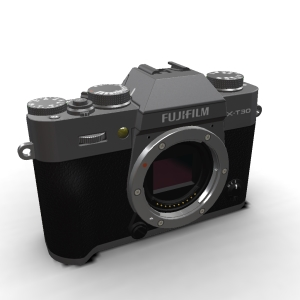Fujifilm X-T30 Body Only Charcoal Silver