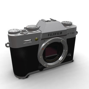 Fujifilm X-T30 Body Only Silver