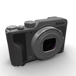 Nikon Coolpix A1000 Silver