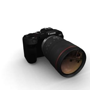 Canon EOS RP 24-105mm Kit Black