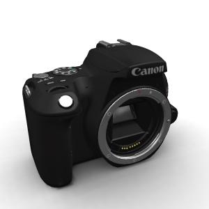 Canon EOS Rebel SL3 Body Black