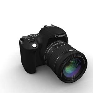 Canon EOS 250D 18-55mm Kit Black