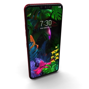 LG G8 ThinQ Carmine Red