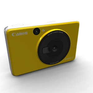 Canon Zoemini C Bumble Bee Yellow