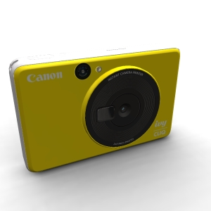 Canon IVY CLIQ Bumble Bee Yellow