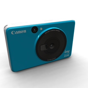 Canon IVY CLIQ Seaside Blue