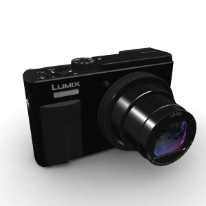 Panasonic {ZS80}{TZ95} Black