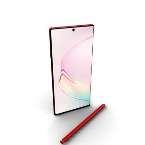 Samsung Galaxy Note10 Red