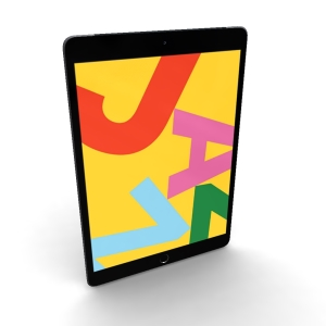 Apple iPad 10.2 2019 WI-FI plus LTE Space Gray