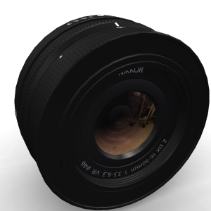 Nikon NIKKOR Z DX 16-50mm f3.5-6.3 VR