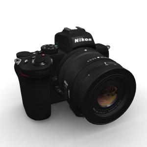 Nikon Z 50 16-50 VR and FTZ Kit
