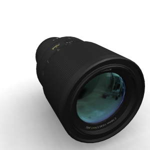 Nikon NIKKOR Z 58mm f 0.95 S Noct
