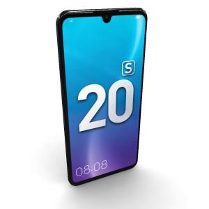 Huawei Honor 20S Rus Black