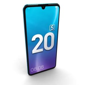 Huawei Honor 20S Rus Blue