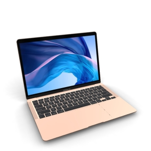 Apple MacBook Air 13 {M1}{Intel} 2020 Gold