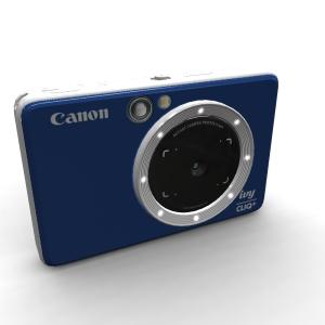 Canon IVY CLIQ Plus Sapphire Blue