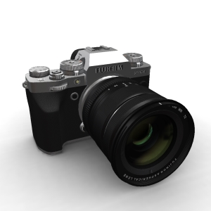 Fujifilm X-T4 16-80mm Kit Silver