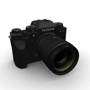 Fujifilm X-T4 18-55mm Kit Black