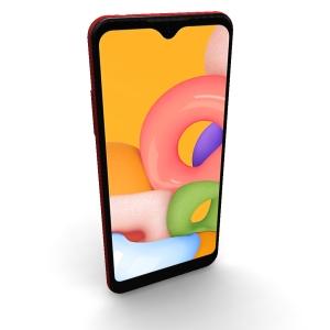 Samsung Galaxy M01 Red
